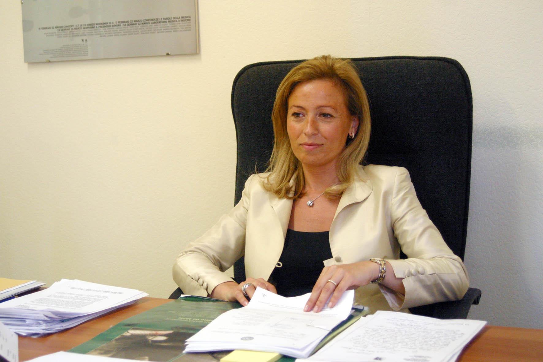 """Patrizia Monterosso: """"La Regione siciliana sono io"""". E si vede…"""