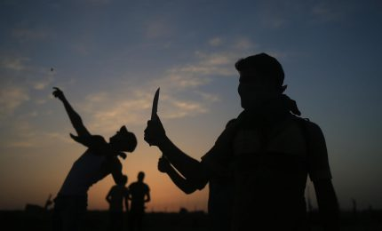 I palestinesi 'accoltellatori': antisemitismo e dintorni