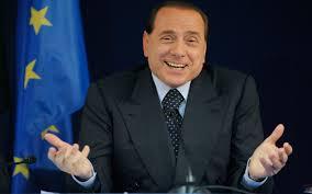 Berlusconi dà del cornuto all'asino...