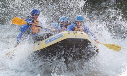 Capodanno a Catania: rafting in via Etnea
