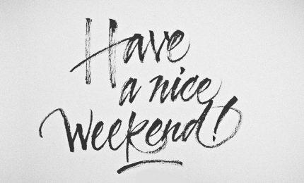Forestali al lavoro da venerdì: tanto poi c'è il weekend...
