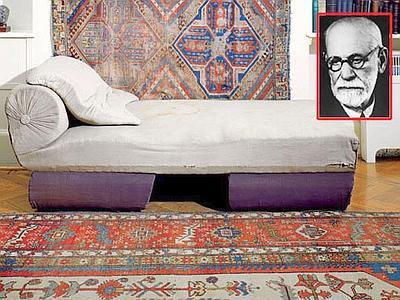 """Rosario Crocetta sul lettino di Freud: """"Resti a Vienna per il bene suo e dei siciliani…"""""""