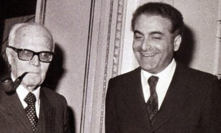 9-12 Novembre 1979: Sandro Pertini in Sicilia con Piersanti Mattarella VIDEO