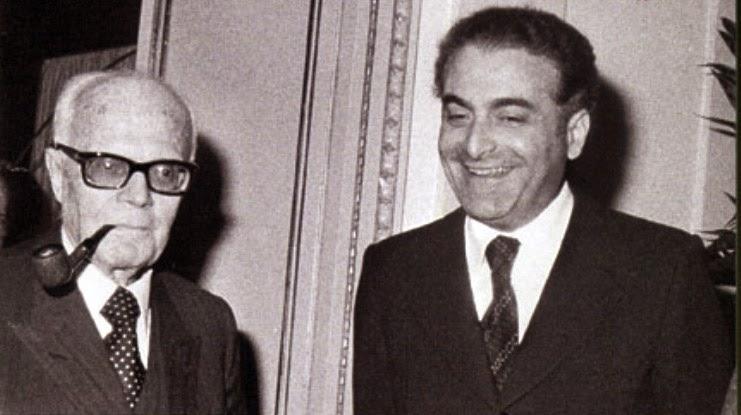 9-12 Novembre 1979: Sandro Pertini in Sicilia con Piersanti Mattarella VIDEO