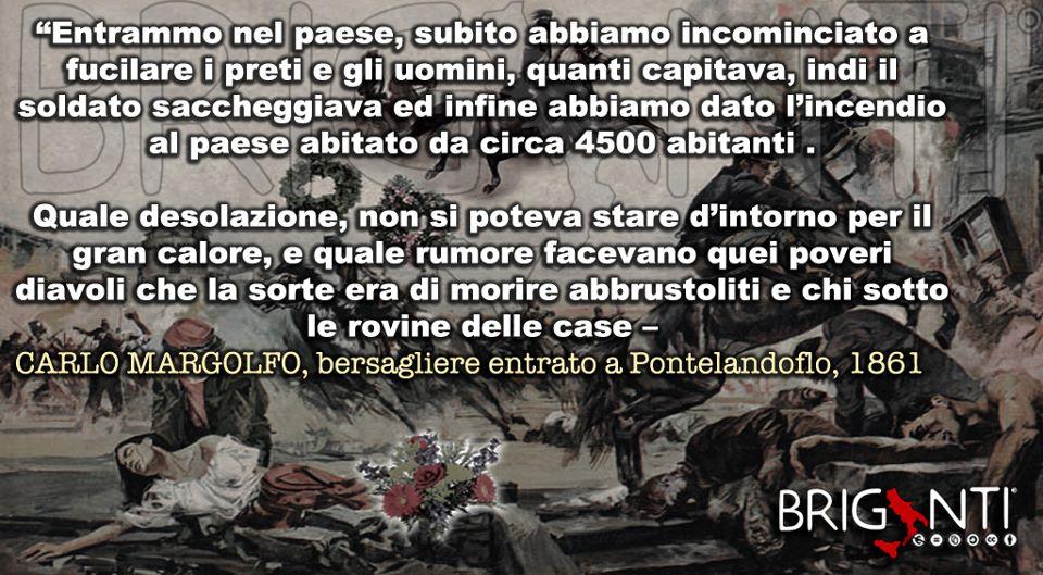 Incredibile: Palermo dedica una via al generale Enrico Cialdini, il feroce assassino di meridionali!