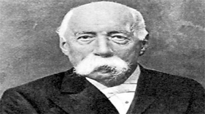 Ecco a voi Francesco Crispi, il primo degli 'ascari', il traditore dei Siciliani!
