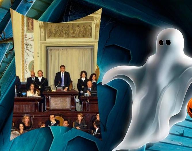 Avvistato un fantasma all'Ars: è la mozione che darebbe ossigeno ai Siciliani