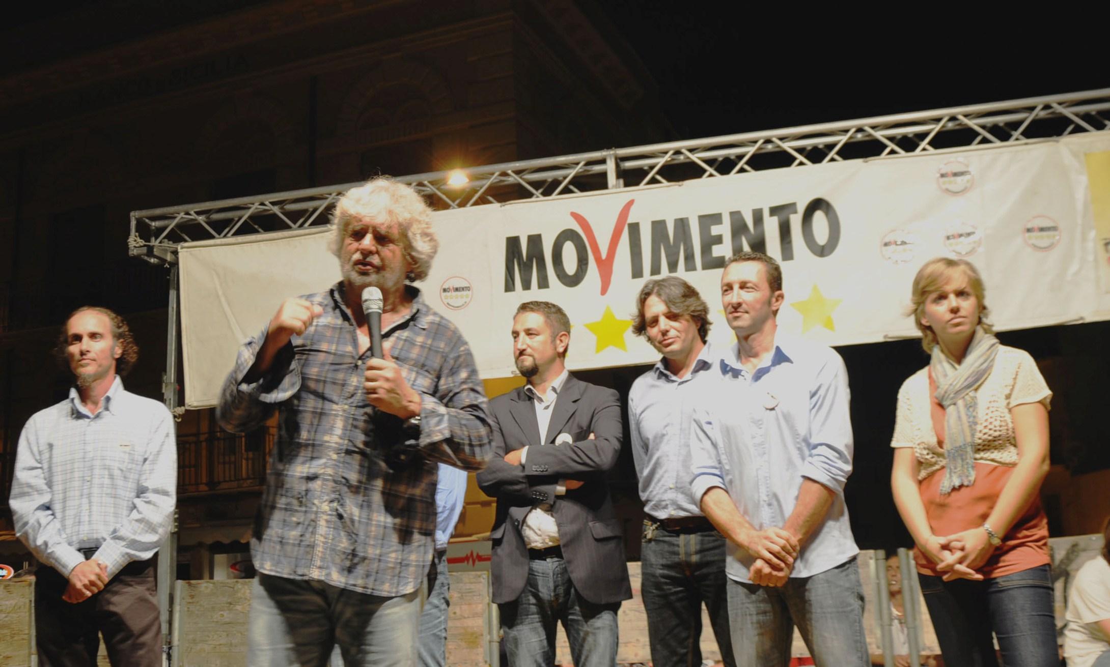 A Vittoria ci sono due Movimenti 5 Stelle più un terzo gruppo che… E 5-6-forse 7 candidati a sindaco