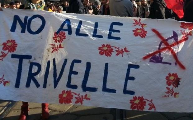 Il 30 Marzo tutti a Palermo: No Triv, No Crocetta. Appuntamento con la libertà!