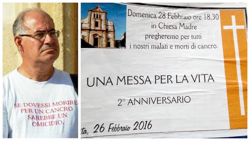 Silurato don Palmiro Prisutto, il prete che parla di strage di Stato e olocausto industriale
