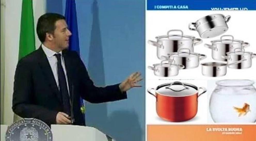 """Michele Emiliano: """"Renzi sulle trivelle utilizza argomenti simili a quelli utilizzati da un venditore di pentole"""""""