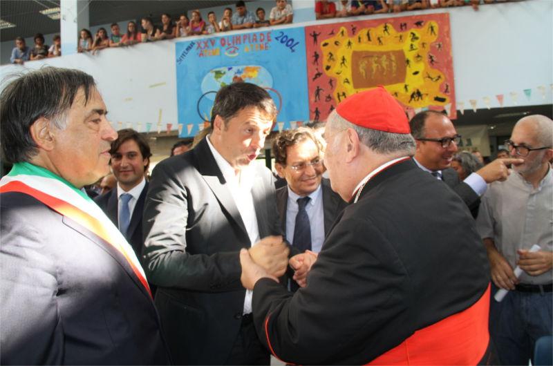 Renzi sta piombando nel Sud (verrà anche a Palermo) per prendere in giro gli elettori
