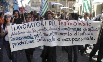 Ciaula scoprì la luna, Concetta Raia dice che il Teatro Stabile di Catania è senza soldi...