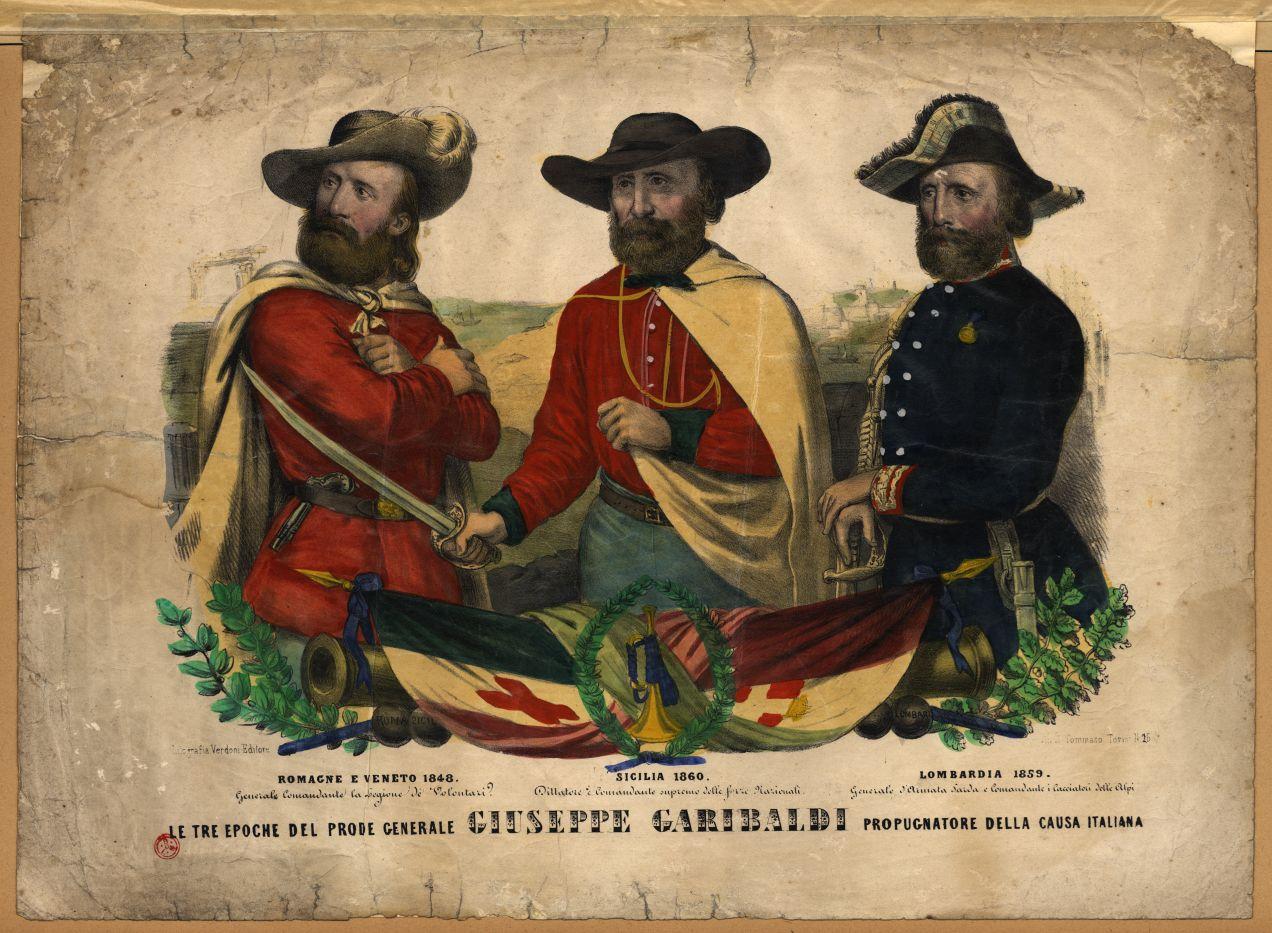 Controstoria dell'impresa dei Mille 5/ La battaglia di Calatafimi: erano già su 'Scherzi a parte'