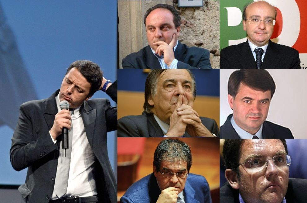 Renzi, Orlando, Bianco e PD: se la Sicilia non si libererà di questi pesi non avrà dove andare