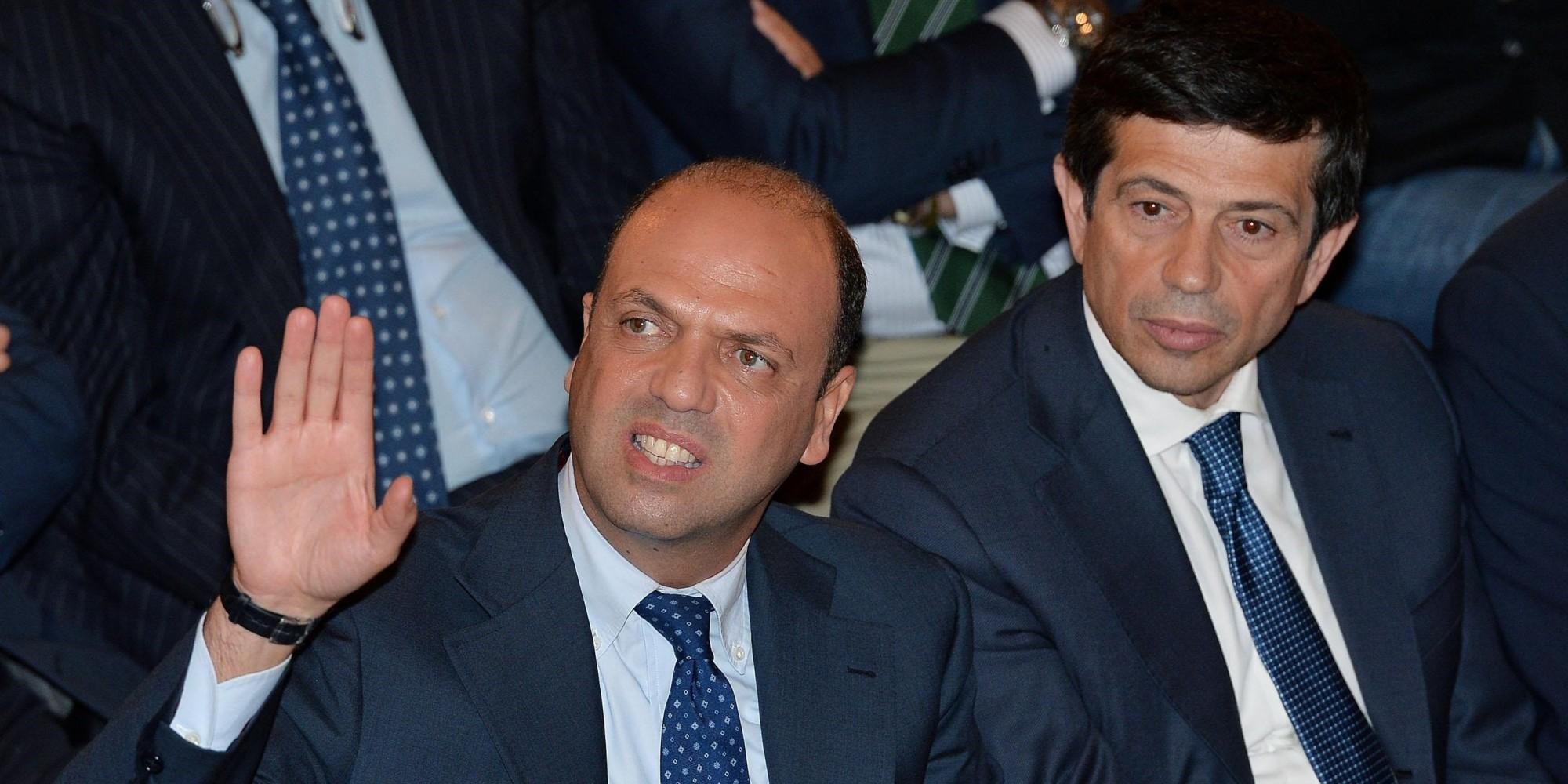 Non ci crederete: Alfano e l'ex Ministro Lupi lavorano per un centrodestra forte e vincente…