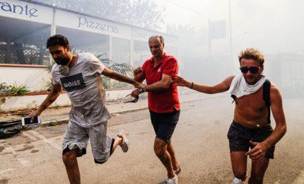 Il fuoco che brucia la Sicilia e altro ancora: incapacità o malafede? Ecco il dilemma