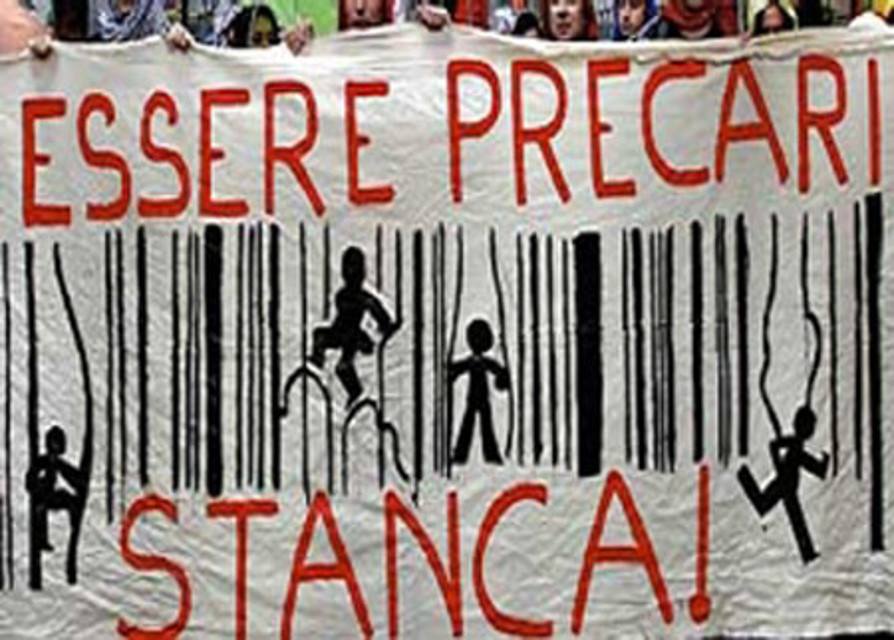 Giovedì 30 Giugno oltre 24 mila precari invaderanno Palermo