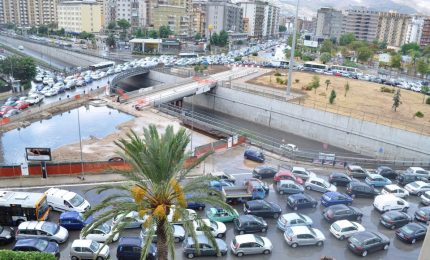 Palermo: la vera ZTL è allo svincolo di via Belgio: c'è ma non è a pagamento...