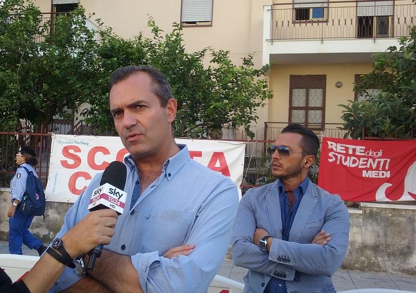 """Via D'Amelio, De Magistris a Palermo: """"Il Sud ha ritrovato l'orgoglio"""""""