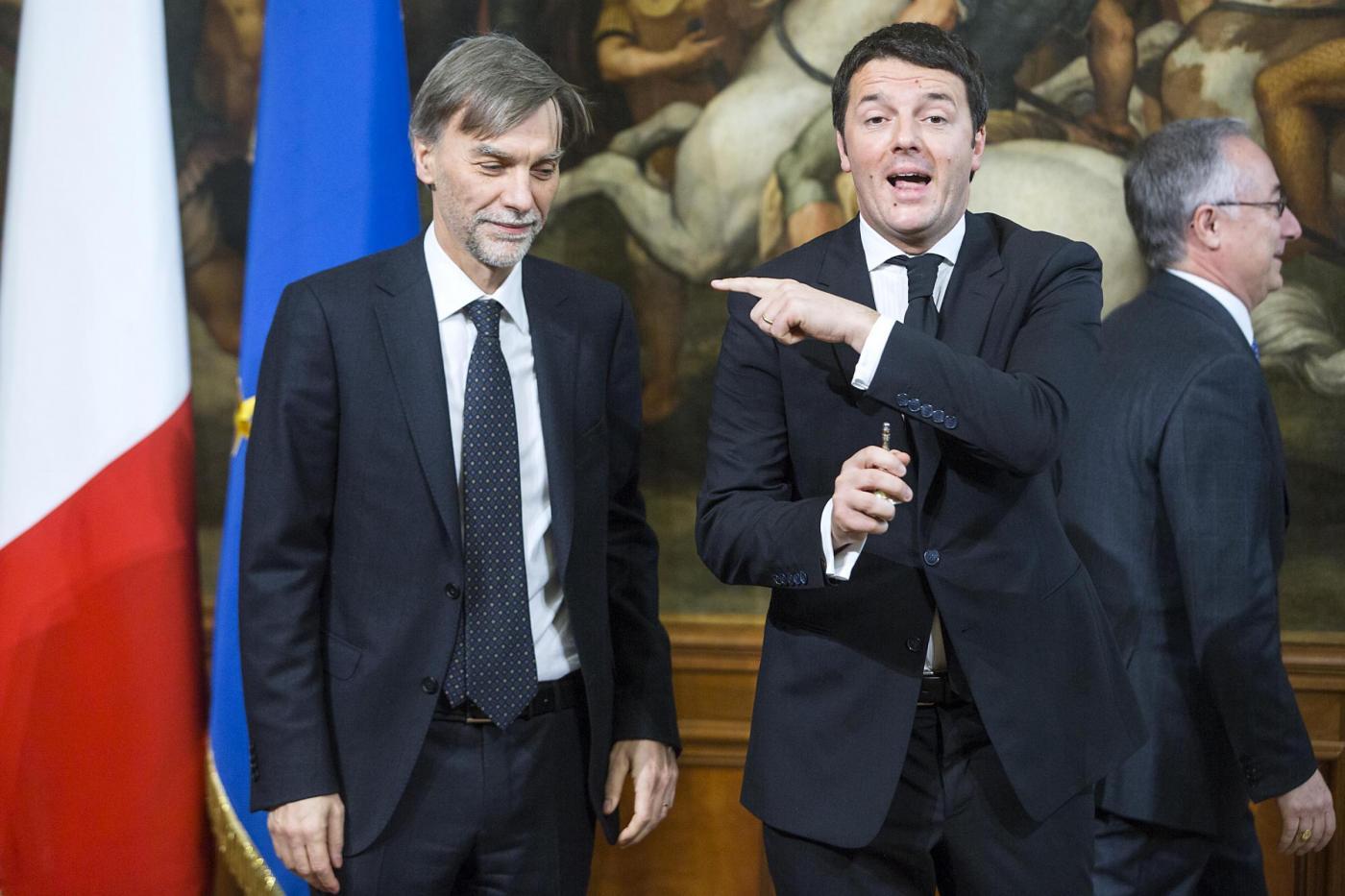 Incidente in Puglia, quando Delrio diceva che nel Sud le Ferrovie non devono investire perché ci sono le rocce…