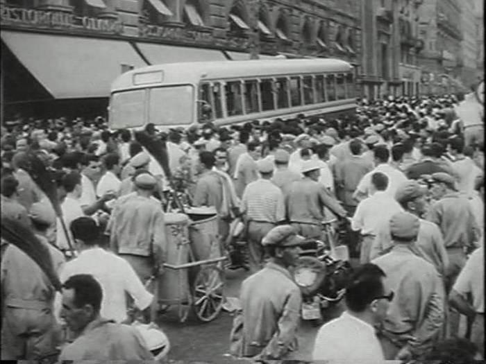 Anniversario da ricordare: 56 anni fa a Palermo la strage del Governo Tambroni
