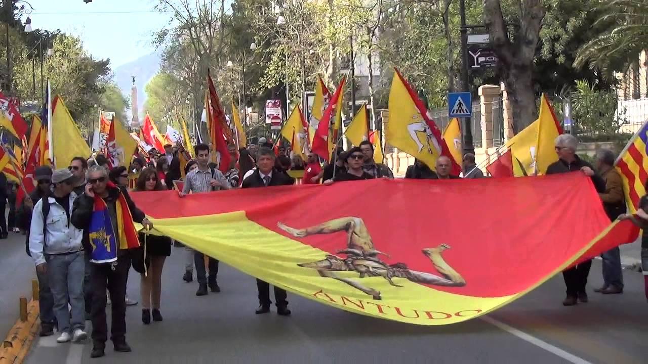 Un referendum per rendere la Sicilia indipendente da un'Italia che ci strangola