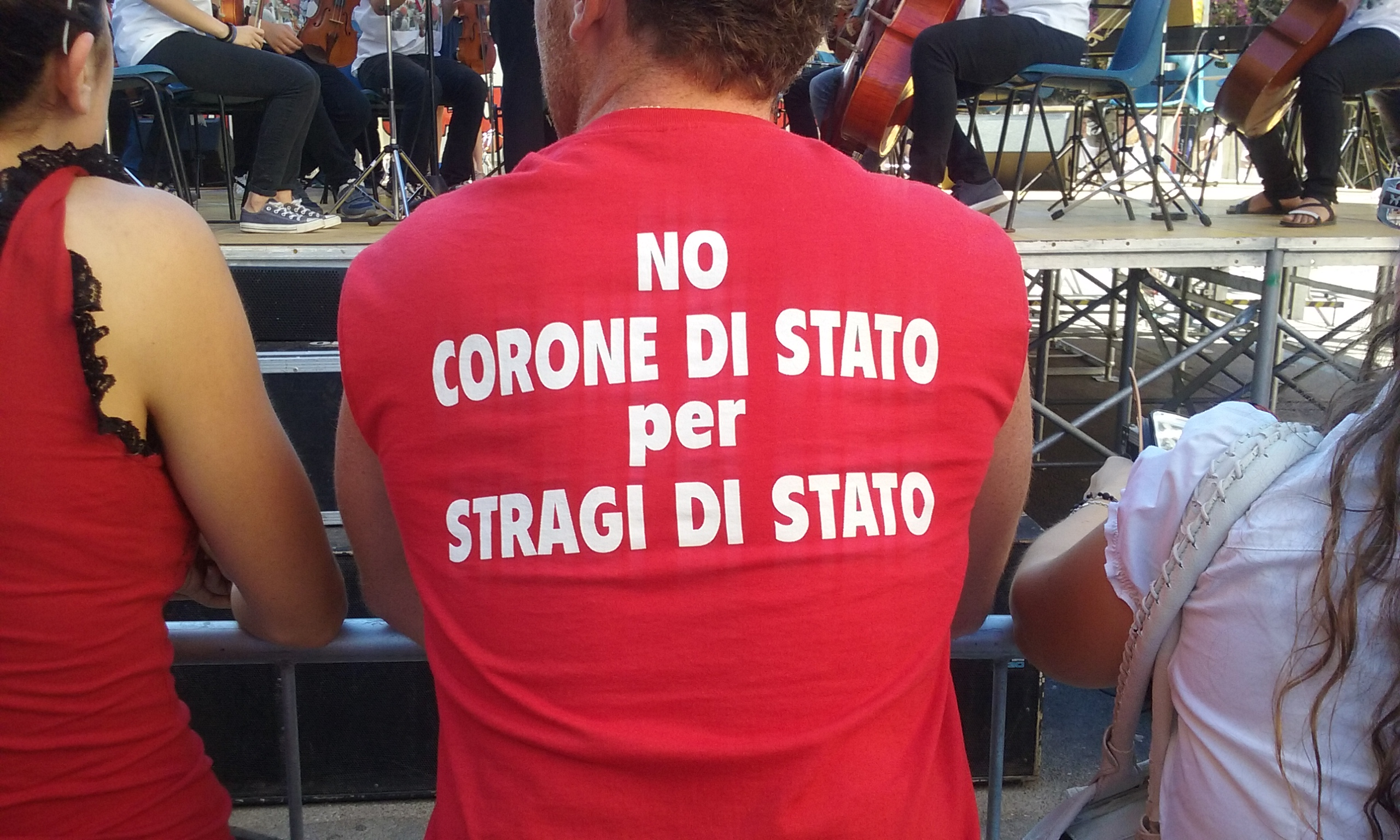 """Via D'Ameliio, S.Borsellino: """"Di Matteo braccato, magistrati imbavagliati"""""""