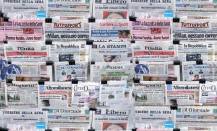 La crisi siciliana tra giornali conservatori e giornali governativi