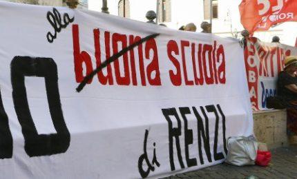 Alla festa nazionale dell'Unità di Catania la protesta dei docenti della Scuola