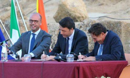 Olè: nel 'Patto per la Sicilia' Renzi e Crocetta hanno dimenticato il rischio sismico...