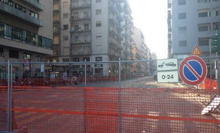 Anello ferroviario di Palermo: da stamattina protesta di cittadini e commercianti di via Amari