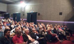 Il convegno Liberiamo la Sicilia, Teatro Jolly, Palermo. 15 Ottobre