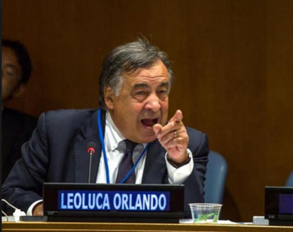 L'ultima: Leoluca Orlando candidato alla presidenza della Regione con PD, Forza Italia, UDC e alfaniani…