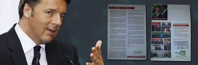Il referendum, le ripetute scorrettezze di Renzi e l'ingenuità dei giovani grillini di Palermo