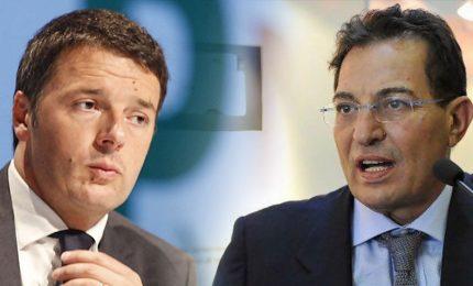 All'Ars arrivano le 'mance' renziane dell'assestamento di Bilancio. E Renzi torna in Sicilia a caccia di voti...