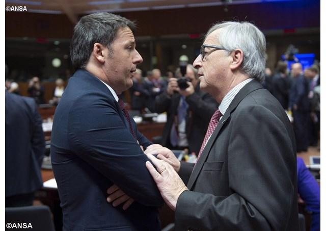 Il Governo Renzi contro l'Unione Europea: ma chi ci crede?