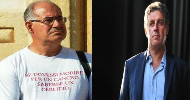 I migliori Siciliani dell'anno: Don Palmiro Prisutto e Nino Di Matteo