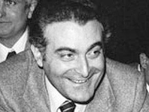 Il Presidente della Regione, Piersanti Mattarella, assassinato nel 1980
