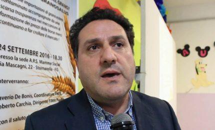 """Saverio De Bonis: """"L'industria della pasta deve eliminare le micotossine e valorizzare i grani duri del Sud"""""""
