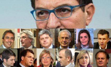 Cari Siciliani, aiutateci a liberarvi da Crocetta, dal PD e dai 600 mila 'scambisti' che li sostengono