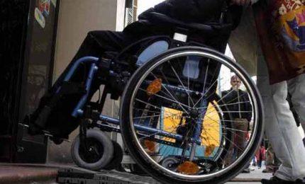 """I disabili tornano a protestare contro """"l'indiferrenza delle istituzioni"""""""
