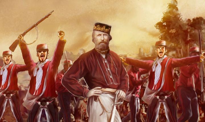 Sapevate che Garibaldi era uno 'scafista'? Trasportava cinesi che poi venivano venduti come schiavi!