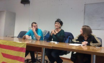 """Anna Gabriel (Cup): """"La vera sinistra si batte per l'autodeterminazione dei popoli"""""""