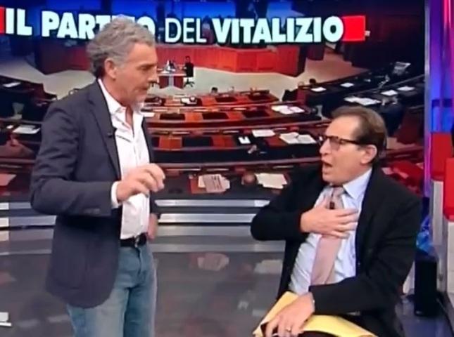 Ma se la rai di giletti ci insulta noi siciliani perch for Deputati siciliani