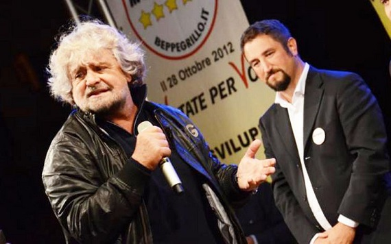 Weekend siciliano per Beppe Grillo e i big del M5S