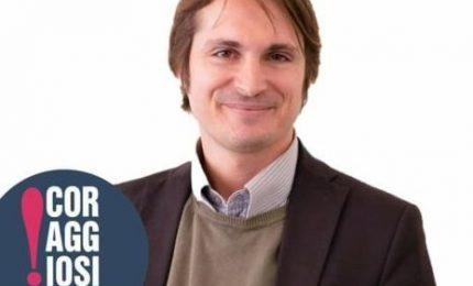 """Giovanni Tarantino (Coraggiosi): """"Voto Renzi. Con Ferrandelli il suo progetto è già realtà"""""""