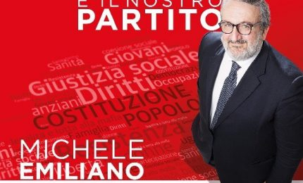 Michele Emiliano in Sicilia: Renzi non ha capito il Sud. E lui che ha capito della nostra Isola alleandosi con Crocetta?