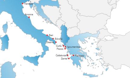 La Grecia esporta in Italia un quantitativo di grano tre volte superiore a quello che produce! Da dove lo prende?