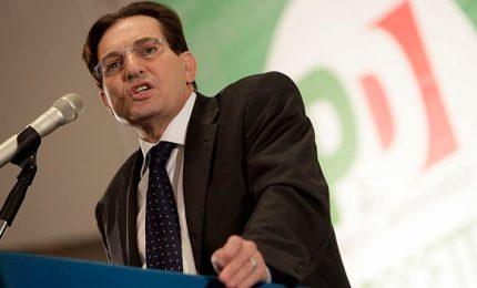Il pagliaccio dell'antimafia eviti almeno di nominare Falcone e Borsellino
